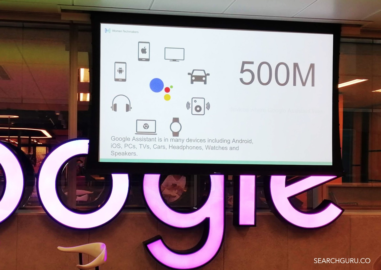 Google Assistant Training Hong Kong