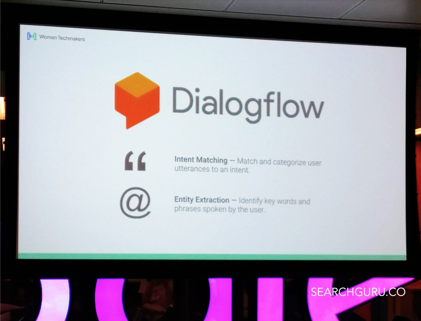 Google Dialogue Flow